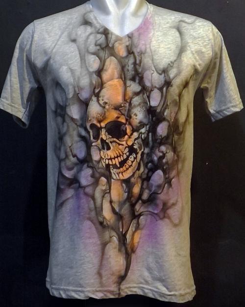 skull smoky